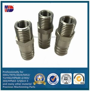 Stainless Steel Fitting Metal Fabrication CNC Machining for Motorcycle Parts pictures & photos