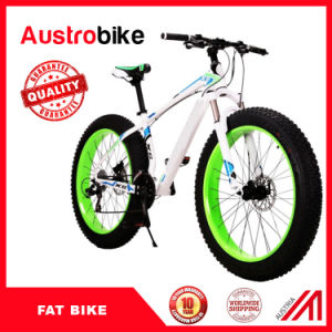 26 Inch Fat Bike, Adult Fat Bike Frame Aluminium, 26 Inch Aluminium Wheels Fat Tire Bike pictures & photos