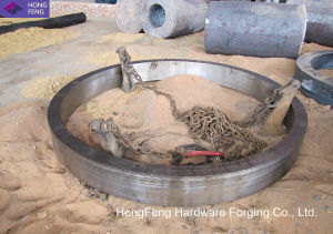 OEM Factory Customized Precision Steel Ring Forging Parts pictures & photos