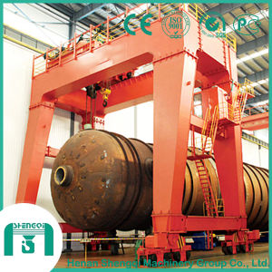 Gantry Crane in Double Girder Type for Heavy Duty Application pictures & photos