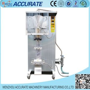 Plastic Bag Liquid Filling Sealing Machine pictures & photos