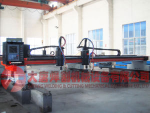 Wuxi CNC Gas Plasma Cutting Machine pictures & photos