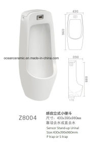 D23 Ceramic Sanitary Ware, Public Bathroom Urinal pictures & photos