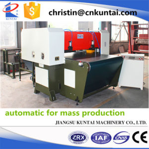 Conveyor Belt Leather Beam Cutting Press
