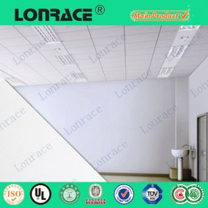 High Quality Acoustic Mineral Fibre Ceiling Tiles pictures & photos