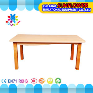 Wooden Children Table for Preschool (XYH-0024) pictures & photos