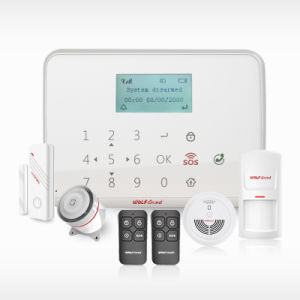 Touch Screen APP Control GSM Alarm System Wireless Security Alarm System pictures & photos