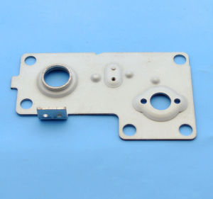 Tensile Aluminum Hardware Factory Stamping Parts (ATC-473) pictures & photos