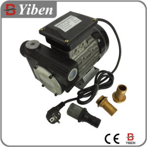 Electric Oil Transfer Pump with Diesel with CE Approval (YB80) pictures & photos