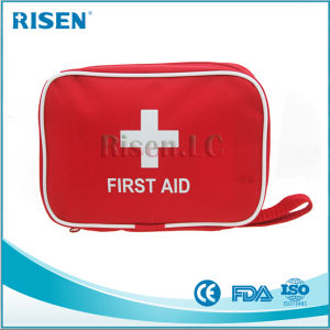 Nylon Emergency Bag First Aid Kit Travel Bag pictures & photos