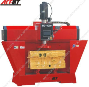 Automatic Downfeed CNC Touch Screen Milling Machine (MG-1000) pictures & photos