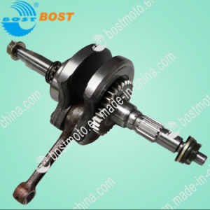 Factory Price Crankshaft for Jy110 Motorcycle Crank Mechanism pictures & photos