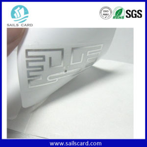 UHF U Code EPC G2 Adhesive RFID Tag/Label / Sticker pictures & photos