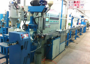 Wire and Cable Extrusion Production Line / Cable Making Machine pictures & photos