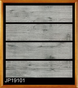 6X24 Wood Look Porcelain Tile Rustic Floor Tile Livingroom Tile (150X600) pictures & photos