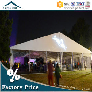 Factory Wholesale Outdoor White Ceremony Tents for 500 People pictures & photos