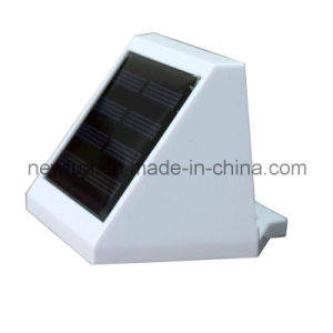 Small Solar LED Wall Light with Motion Sensor pictures & photos