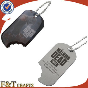 Decorative Custom Movie Colored Printed Offset Printing Dog Tag (FTDT2022A) pictures & photos