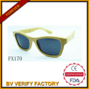 New Arrival Bamboo Sunglasses&Wooden Sunglasses (FX170) pictures & photos
