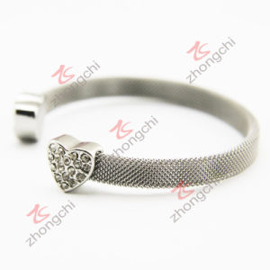 Mesh Stainless Steel Cuff Bangle (CB01) pictures & photos
