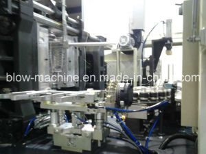 5L 2cavities Pet Oil Bottle Blow Moulding Machine with Ce pictures & photos