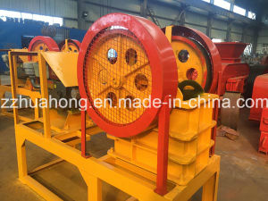 Small Stone Rock Jaw Crusher Machine for Sale pictures & photos