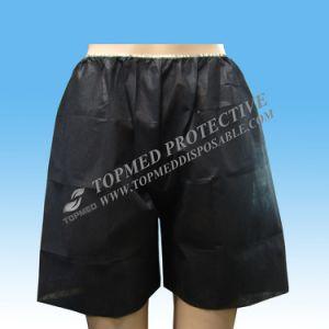 Nonwoven Disposable Men′s Boxer Free Size pictures & photos