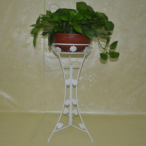 Hot Selling European Style Metal Iron Folding Flower Planter pictures & photos