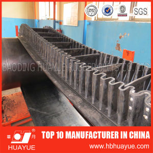High Quality Good Price Skirt Sidewall Cleat Conveyor Belt pictures & photos