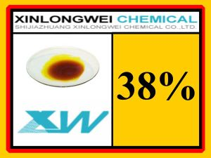 38% Solution Iron III Chloride Ferric Chloride pictures & photos