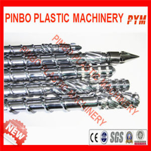 Film Blowing Screw Barrel and Film Extruder Screw Barrel pictures & photos
