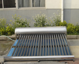Low Pressure Big Capacity Solar Water Heater pictures & photos