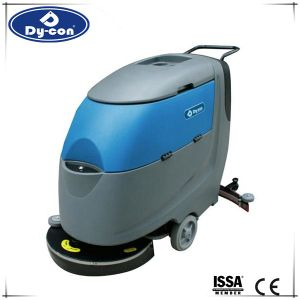 Huge Tank Big Mouth Clean-in-Place (CIP) Floor Scrubber for School001 pictures & photos