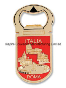 Roma Embossed Gold Refrigerator Magnet for Gift (FMJ602) pictures & photos