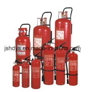 20kg Wheeled CO2 Fire Extinguisher (alloy steel, GB8109-2005) pictures & photos