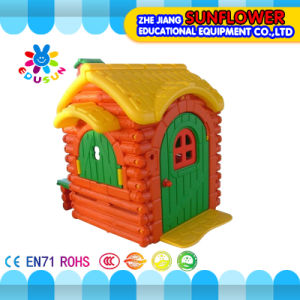 Forest Play House Kids Plastic Playhouse Indoor Playground Equipment (XYH-0159)