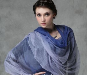 New Style Hand Painted Cashmere Wrap Elegant Lady Accessories