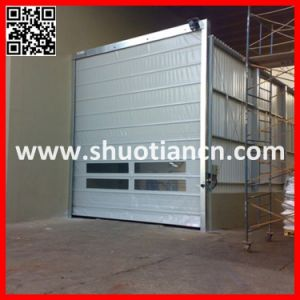 Full Transparent Roll up Doors for Warhouse High Speed (ST-001) pictures & photos