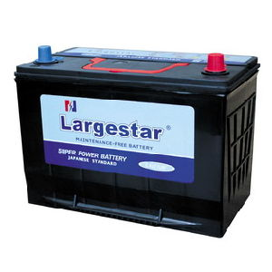 Dry Charged Battery Storage Car Battery Auto Battery Mf N120 pictures & photos