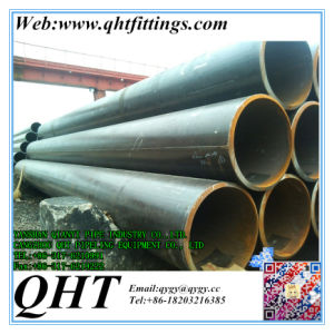 Fbe Coating LSAW Spiral Welded Steel Pipe with Good Quality pictures & photos