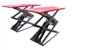 Car Scissor Lift MID Rise Scissor Lift Auto Lift Portable Scissor Lift
