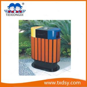 Park Bins, Trash Bin, Dustbin for Park Place, Outdoor Dustbins pictures & photos