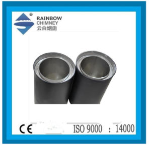 Chimney Pipe - 70 Stainless Steel Straight Pipe with Painting pictures & photos