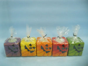 Halloween Candle Shape Ceramic Crafts (LOE2372-C5z) pictures & photos
