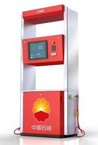 Famous Brand Intelligent CNG Dispenser for Gas Station pictures & photos