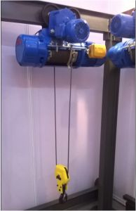 OEM Electric Wire Rope Hoist pictures & photos