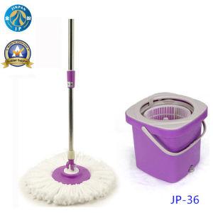 Floor Cleaning Mop with Bucket Easy Microfiber Mop