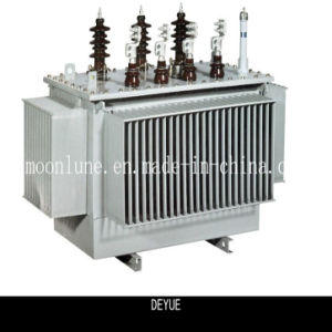 Distribution Oil Filled Electronic Transformer S9