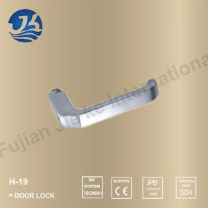 High Quality 304 Stainless Steel Door Lock (H-19)