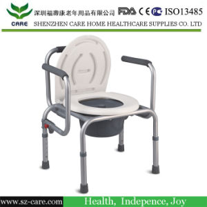 Commode for Disabled and Aged/Aluminum Frame Bath Bench/Lightweight Bath Bench pictures & photos